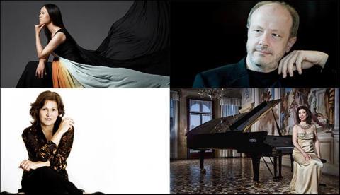 Nu kommer pianots världsstjärnor till helsingborg