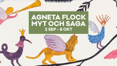 Agneta Flock - Myt och saga