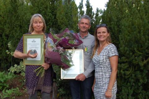 Gertrud Larsson, Gerben Tjeerdsma och Inger Ekrem