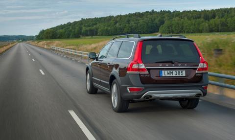 Volvo Car Sverige fortsätter toppa bilförsäljningen