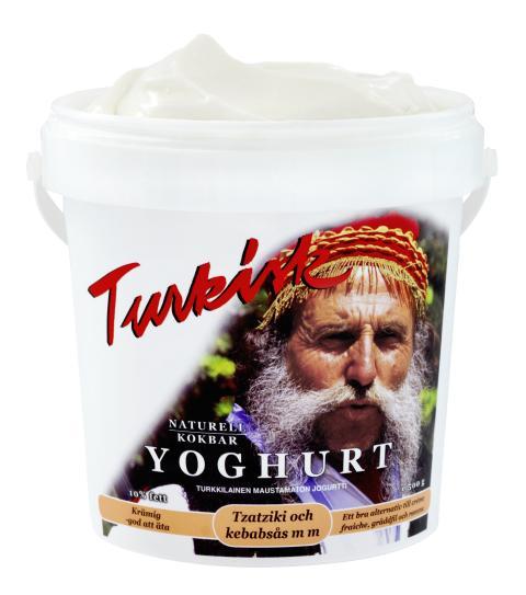 Turkisk yoghurt