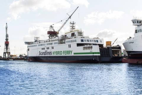 Scandlines' nye skibe godt på vej