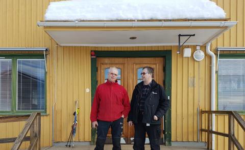 Ovanligt uppdrag: Sameskolan i Karesuando är Riksbyggens nordligaste förvaltningsuppdrag