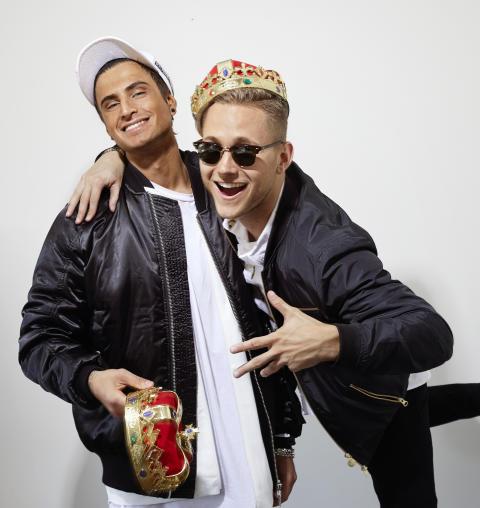 Samir & Viktor inleder Live på Liseberg 30 april
