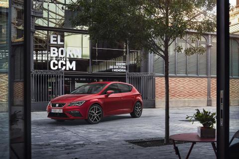 Ny SEAT Leon på markedet med attraktiv privatleasing