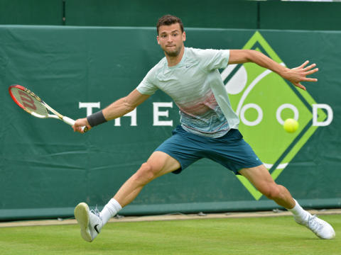 The Boodles Tennis Challenge 2014