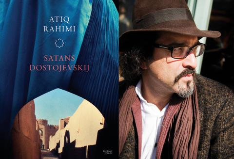 Satans Dostojevskij! Brott och straff i dagens Kabul av Goncourtprisbelönad författare