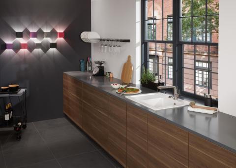 Eine Familie für alle (Küchen-)Fälle – Die Keramikspülen Subway von Villeroy & Boch