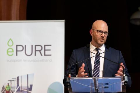 Alarik Sandrup, Lantmännen, ny ordförande för ePURE