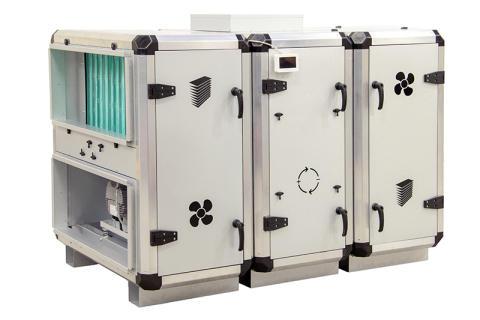 Nya ventilationsaggregat från Acetec