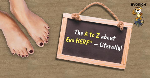 The A to Z about Evo HERF – Literally!