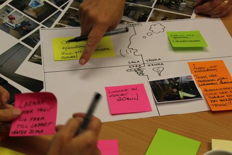EXPERIO LAB. Verksamhet med fokus på patientens bästa - nominerad i Design S