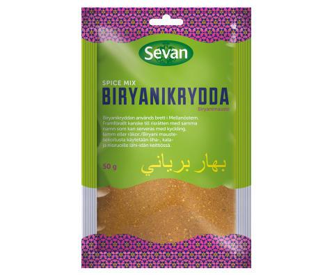 Biryanikrydda Spice Mix