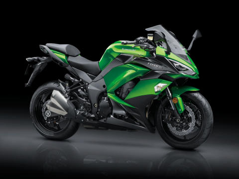Nya Z1000SX – Kraft att förflytta dig