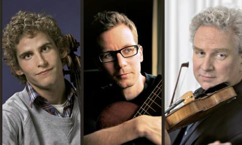 Trio Brantelid Härenstam Sparf spelar i Växjö