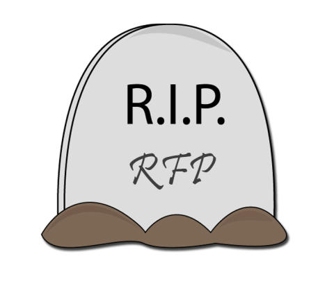 Guest blog from Interoute CTO Matthew Finnie: R.I.P. RFP