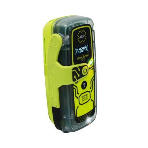 Hi-res image - ACR Electronics - The new ACR Electronics ResQLink View Personal Locator Beacon with Optical Display Technology