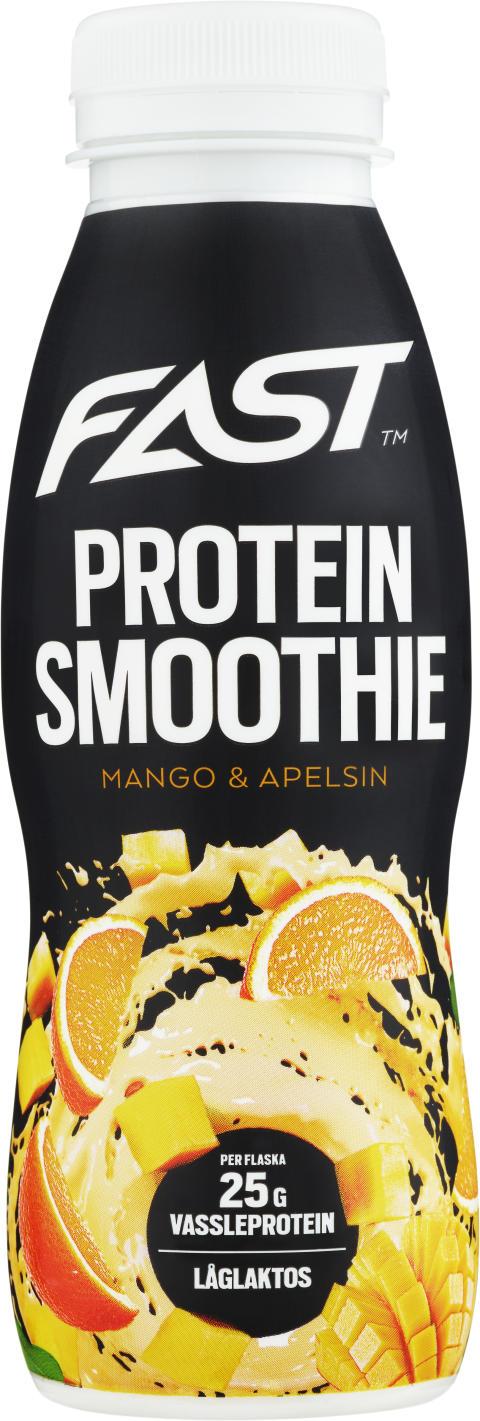 Proteinsmoothie Mango-Apelsin 330ml