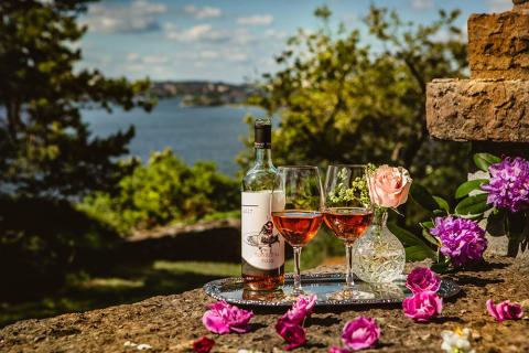 Premiär för Högberga Rosé 2017