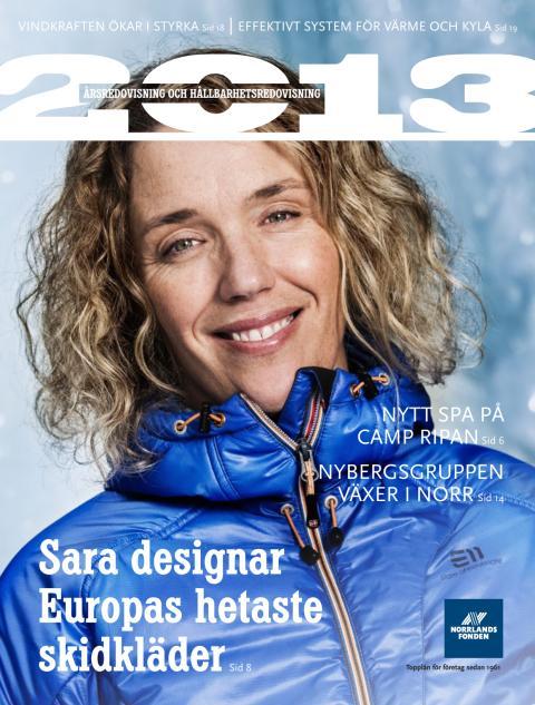 Norrlandsfondens årsredovisning 2013