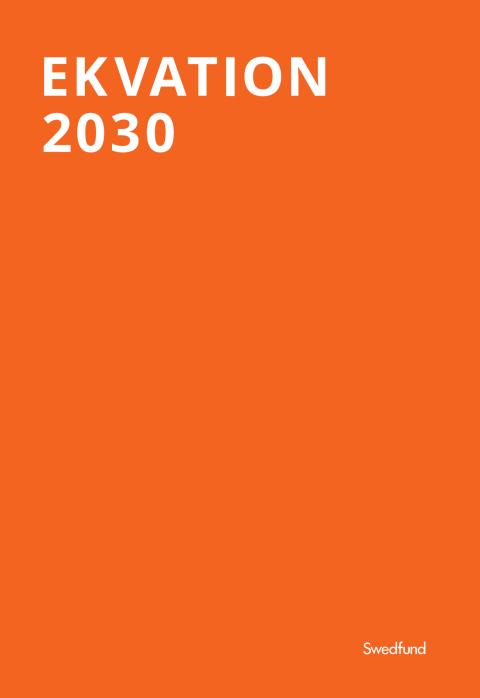 Ekvation 2030 - Kapital som når målen