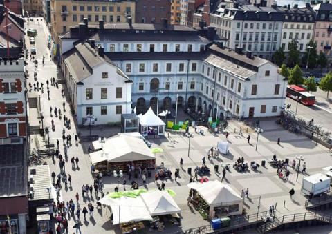 Forsen leder upprustningen av Stockholms stadsmuseum