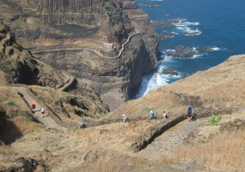 Guided Walking Holiday around 'Undiscovered' Cape Verde