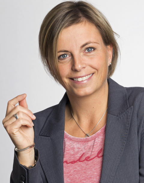 Karin Nordmark, hr-chef