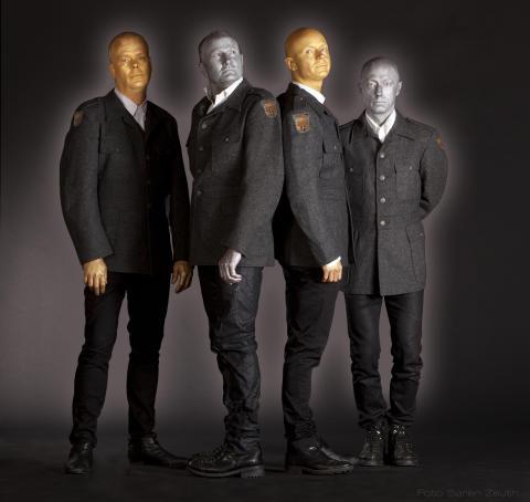 Die Herren U2