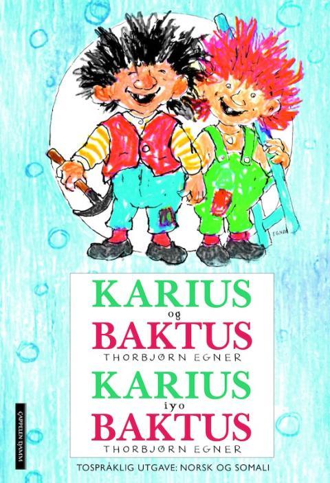 Karius og Baktus - norsk/somali