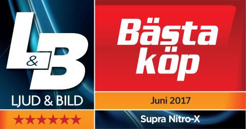 SUPRA NiTRO-X - Bästa Köp
