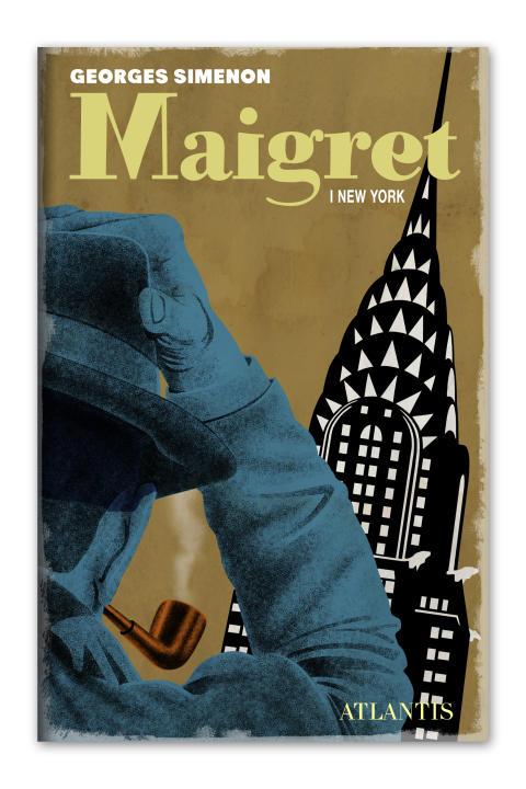 Maigret i New York av Georges Simenon