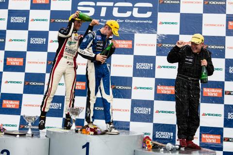 Gustafssons avslutning gav brons i Clio Cup