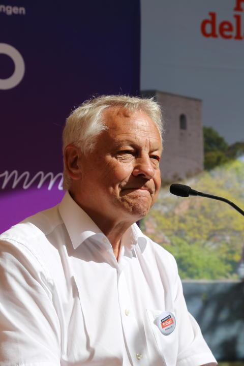 Bengt Westerberg  framträdde under Full delaktighet i Almedalen: Fel utgångspunkt för assistansutredningen!