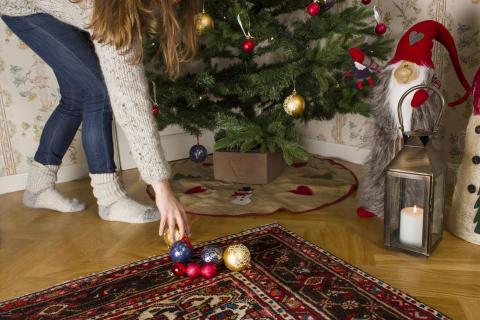 Stabil juletrefot – Inspirert