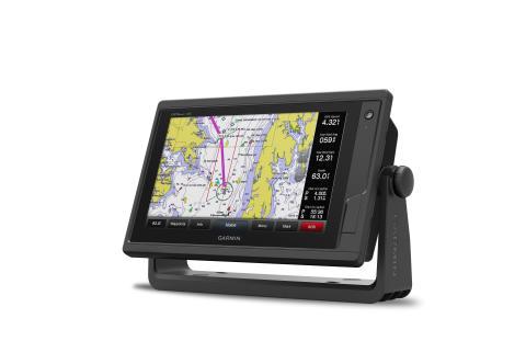 Garmin® uppdaterar sin populära GPSMAP® serie med nya sjökortsplottrar