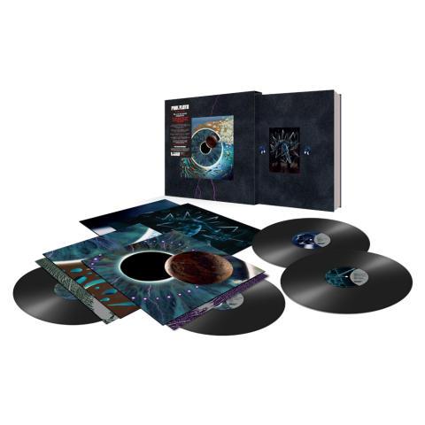 Pink Floyd / Pulse / Pack shot