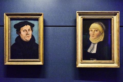 501 år med Luther