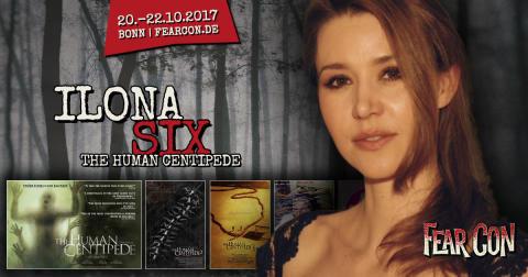 Ilona Six - Human Centipede