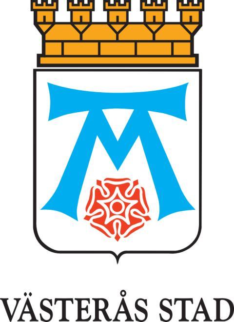 Västerås stad logotype eps