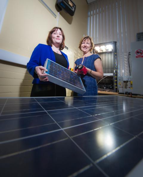 Alumna and MP shines a light on Northumbria research