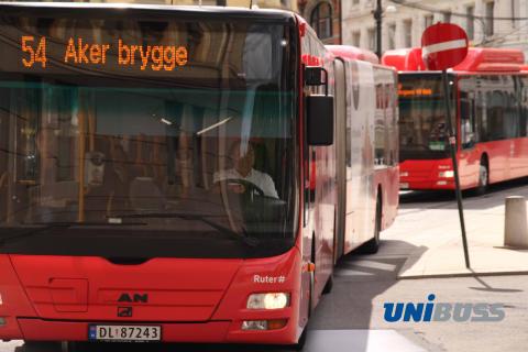 Gratulér en bussjåfør med dagen!!