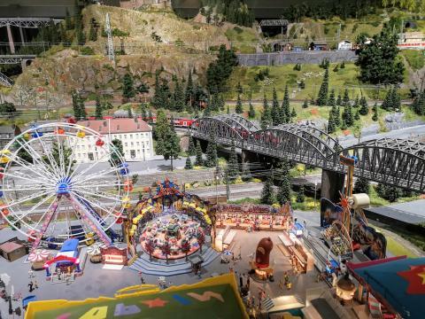 Ny modelljernbane åpnes på Teknisk museum 8. februar kl. 13
