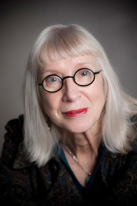 Suzanne Osten föreläser på Örebro länsteater
