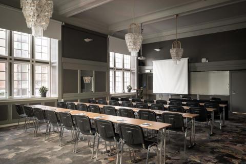 Konferens Rudbeckiussalen
