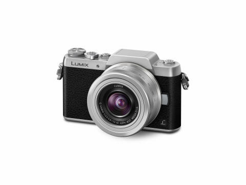 The Panasonic LUMIX GF7: Compact, light and stylish interchangeable lens camera gives you creative freedom without cramping your style