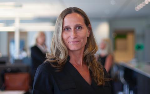 Topprekrytering till DBT, Ulrika Valassi tillträder som Kreditansvarig