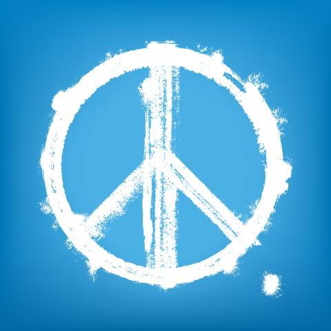 Nobel Peace prize recipient at Northumbria