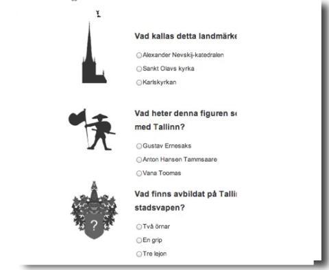 Tävla med Estonian Air och My City Hotel om resa för två till Tallinn