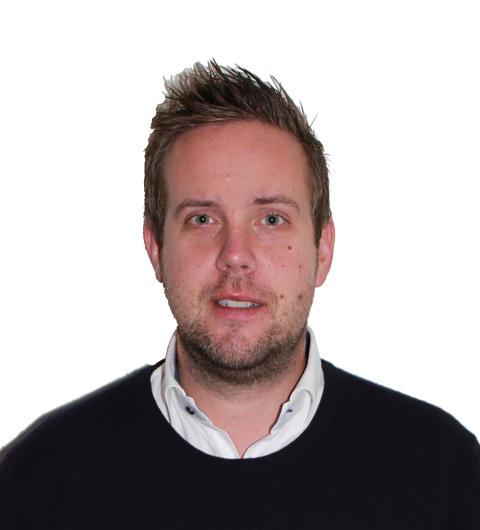 Daniel Frendegard, försäljningsansvarig för Apple på Ingram Micro